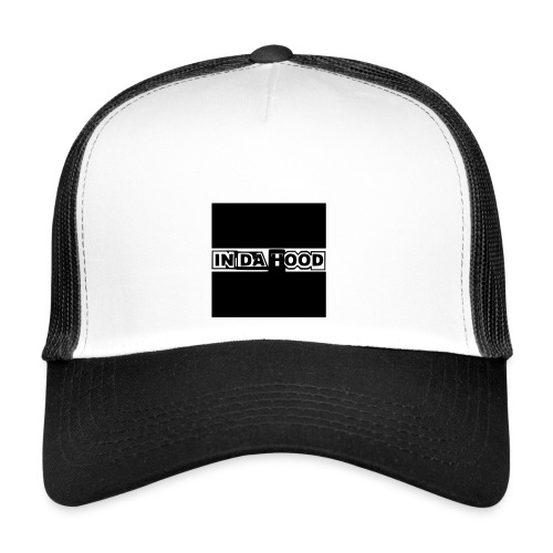 Indahood Brand Logo - Trucker Cap