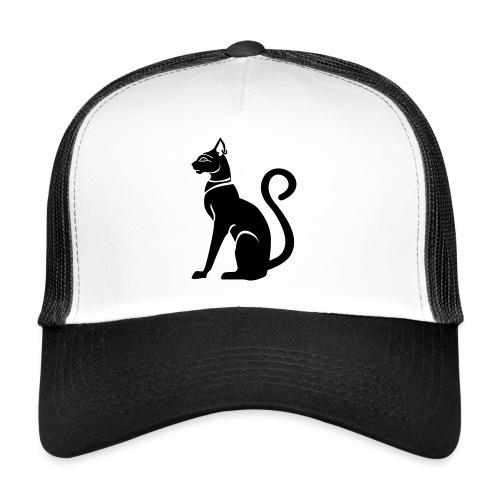 Bastet - Katzengöttin im alten Ägypten - Trucker Cap