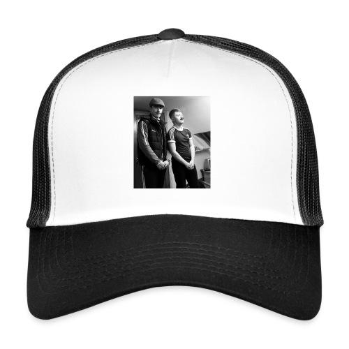 El Patron y Don Jay - Trucker Cap