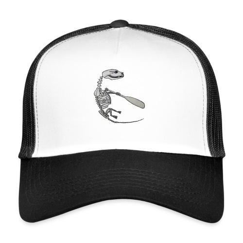 Skeleton Quentin - Trucker Cap