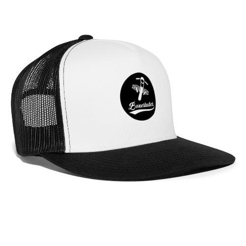 Motorrad Fahrer Shirt Boxerluder - Trucker Cap