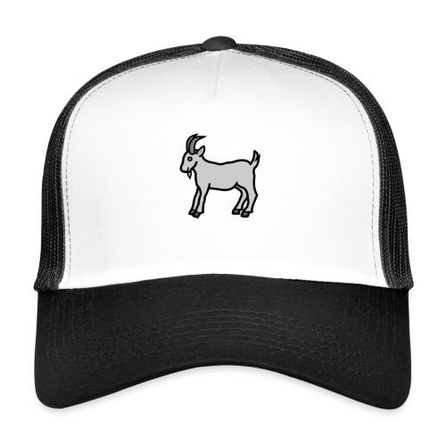 Ged T-shirt herre - Trucker Cap