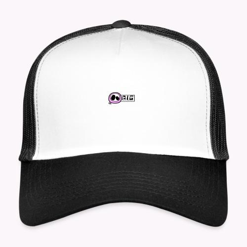 logo_PIGstudio-png - Trucker Cap