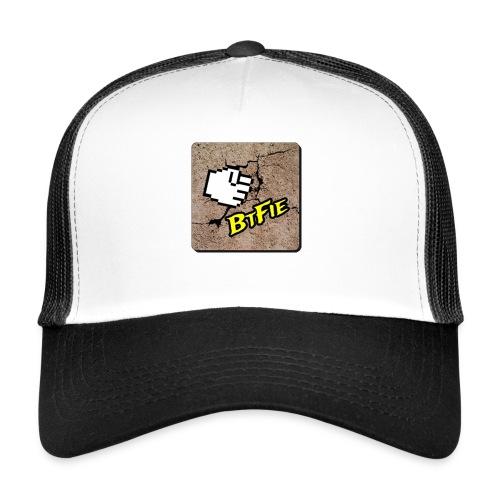 BrutalFissure Tee - Trucker Cap