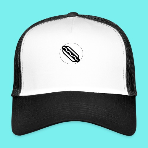 Hotdog logo - Trucker Cap