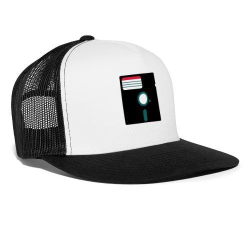 5 1/4 inch floppy disk - Trucker Cap