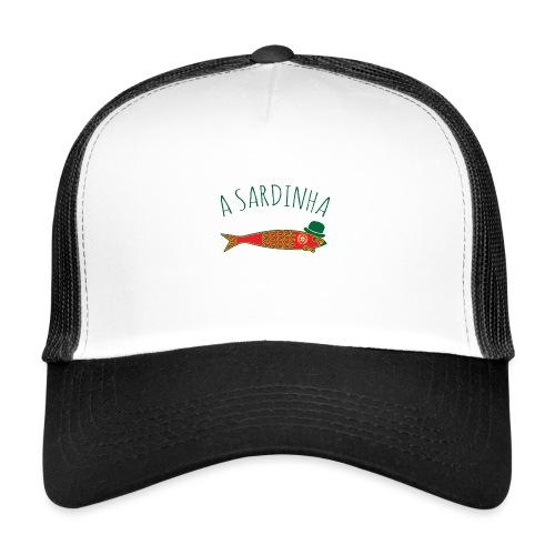 A Sardinha - Bandeira - Trucker Cap