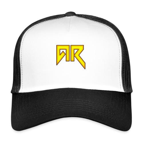 logo_trans_copy - Trucker Cap