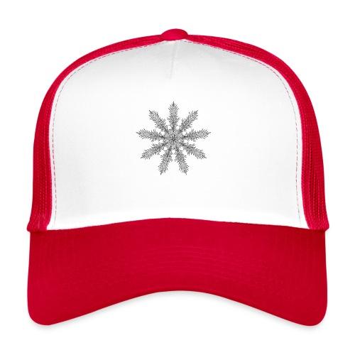 Magic Star Tribal #4 - Trucker Cap