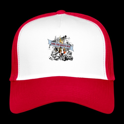 long live - Trucker Cap
