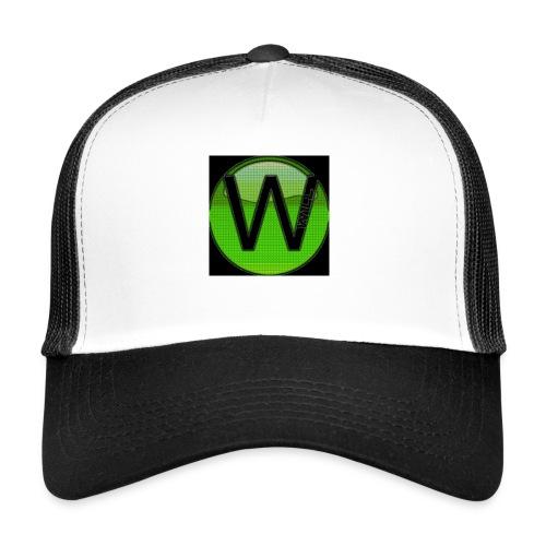 (ORIGINAL) W1ll logo 2 - Trucker Cap