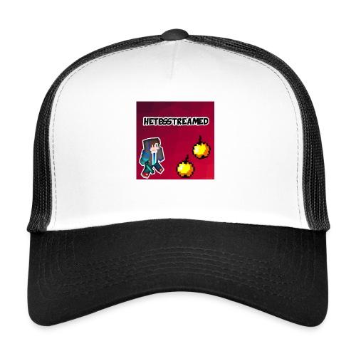 Logo kleding - Trucker Cap
