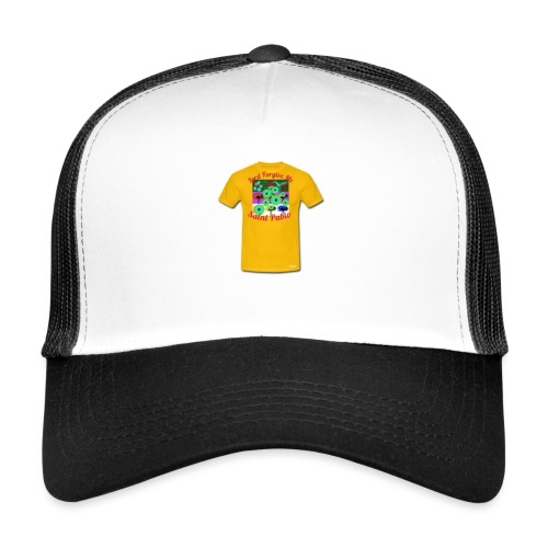 Castle design - Trucker Cap