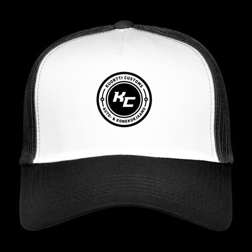 kc_tunnus_2vari - Trucker Cap