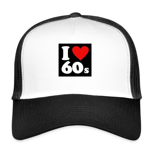 60 store - Trucker Cap