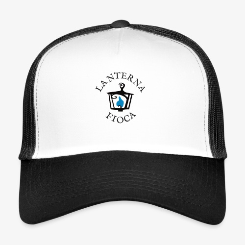 Logo e Scritta Lanterna Fioca - Trucker Cap