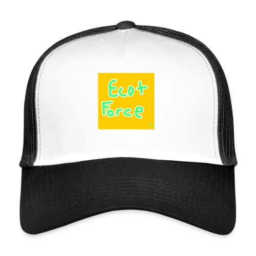 Eco+ Force - Trucker Cap