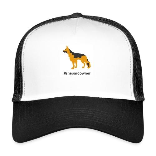 Schäferhund Besitzer - Trucker Cap