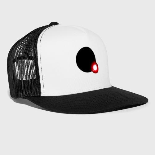 QE Logo Brust rund - Trucker Cap