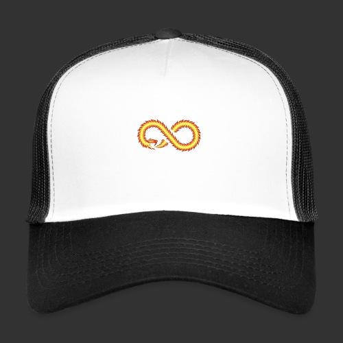 Infinity Snake - Trucker Cap