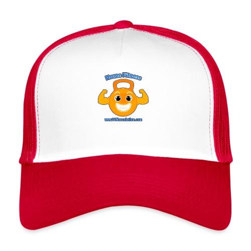 Logo 01Musculation Home Fitness Kettlebell - Trucker Cap