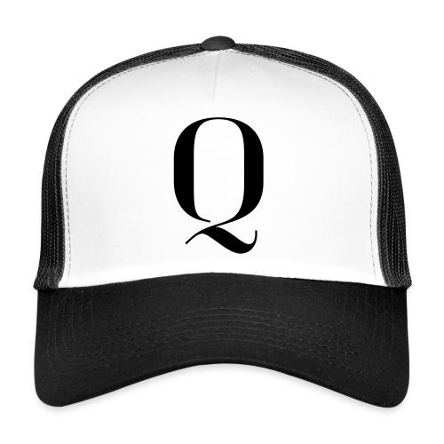 Q - Trucker Cap