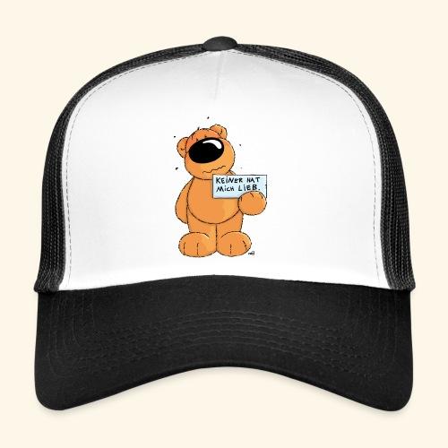 chris bears Keiner hat mich lieb - Trucker Cap