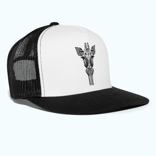 Mandala giraffe - Trucker Cap