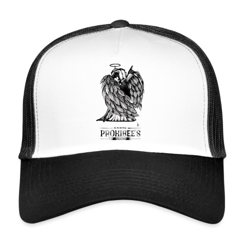 It's not the wings that make the angel. - Trucker Cap