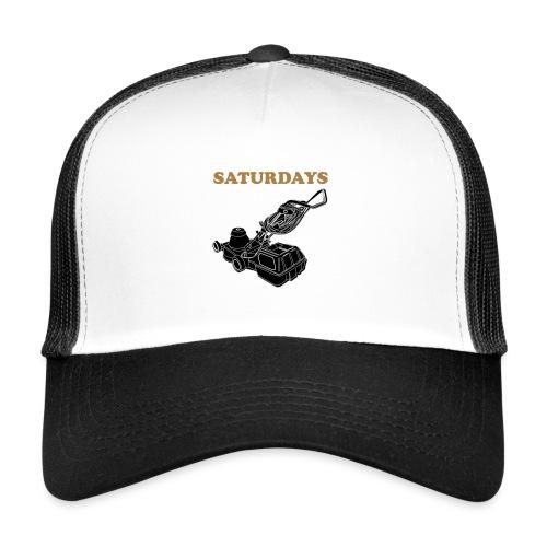 Saturdays Lawnmower - Trucker Cap