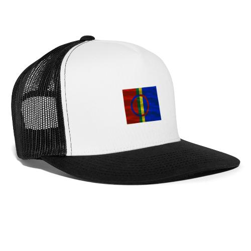 Sapmi flag - Trucker Cap