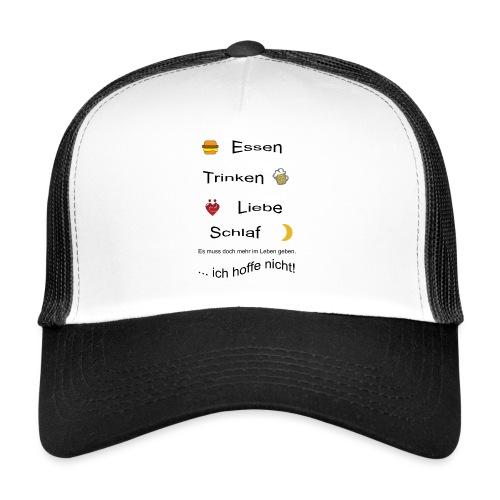 Lebensweissheit - Trucker Cap