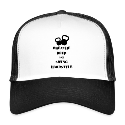 Kettlebell Breathe - Trucker Cap