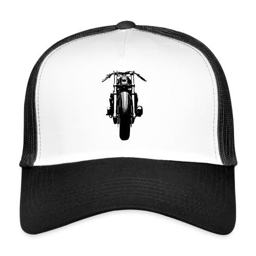 Motorcycle Front - Trucker Cap
