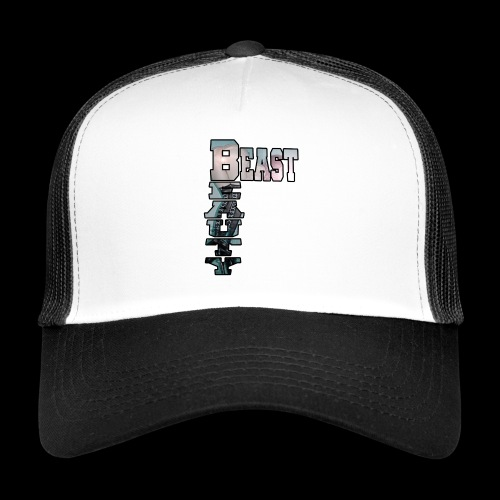 BEAST AND BEAUTY - Trucker Cap