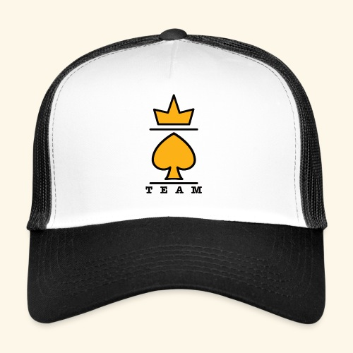 Collection KingSpade® by MagicAndCardistry Team - Trucker Cap