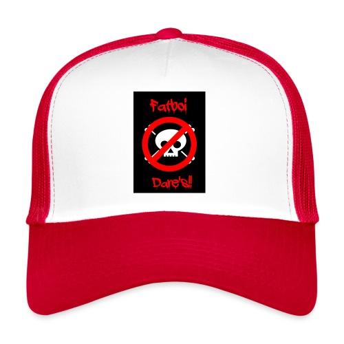 Fatboi Dares's logo - Trucker Cap