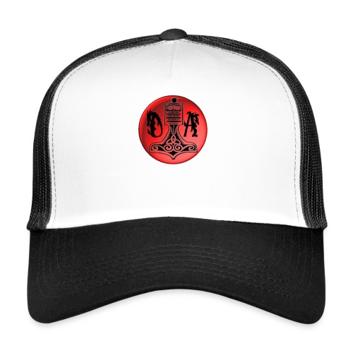 Logo Dragossido Academy - Trucker Cap