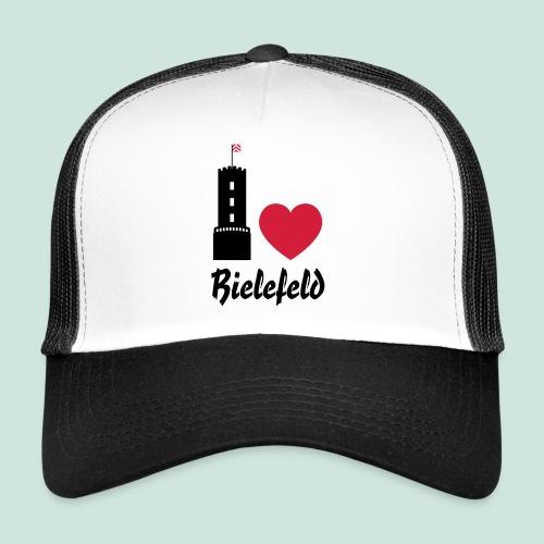 I love Bielefeld - Trucker Cap