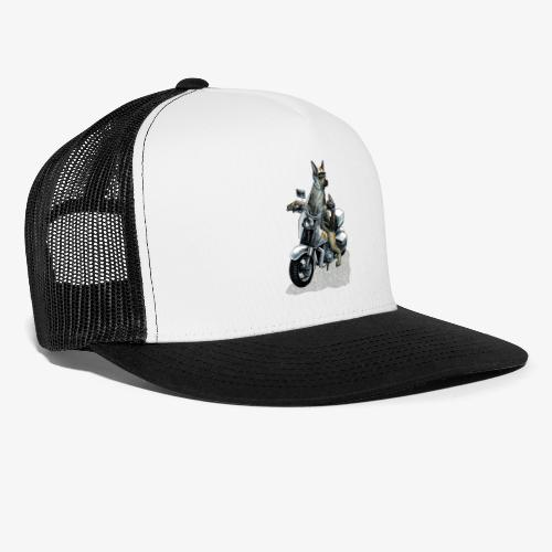 Police Dog - Trucker Cap