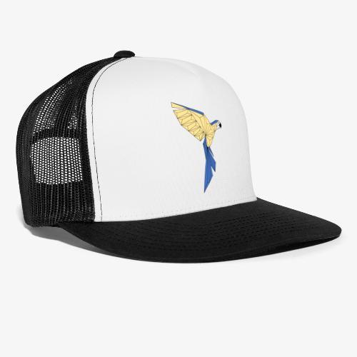Papagei geometrisch - Trucker Cap