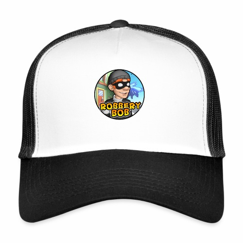 Robbery Bob Button - Trucker Cap