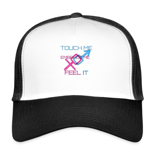 Sex and more up to - Trucker Cap