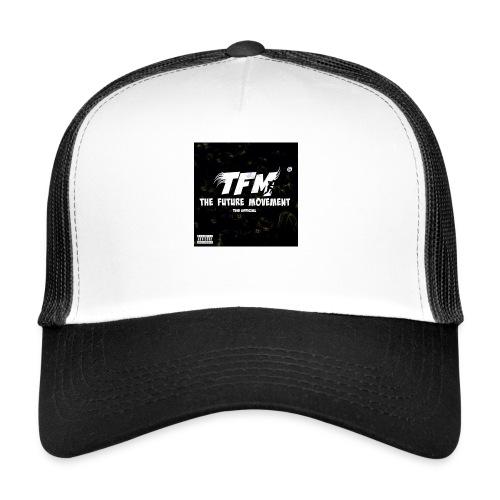 The Future Movement (black) - Trucker Cap