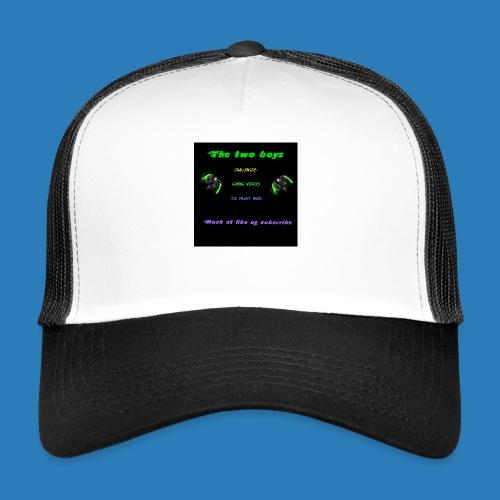 LUISJAKUBINTRO-jpg - Trucker Cap