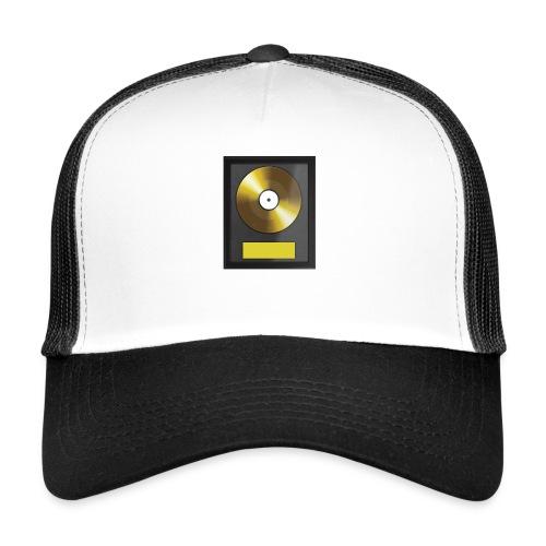 Goldene Schallplatte - Trucker Cap