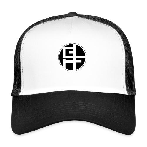 GLHF Black - Trucker Cap