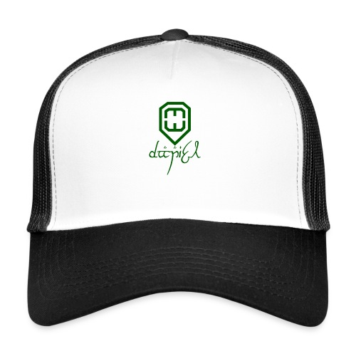 Cup logo Dan - Trucker Cap