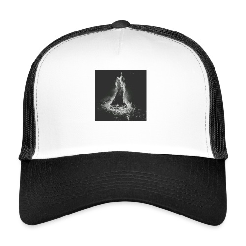 black fire - Trucker Cap