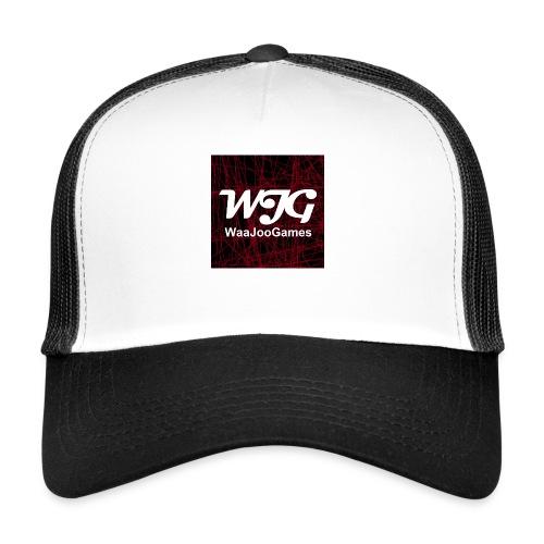 T-shirt WJG logo - Trucker Cap